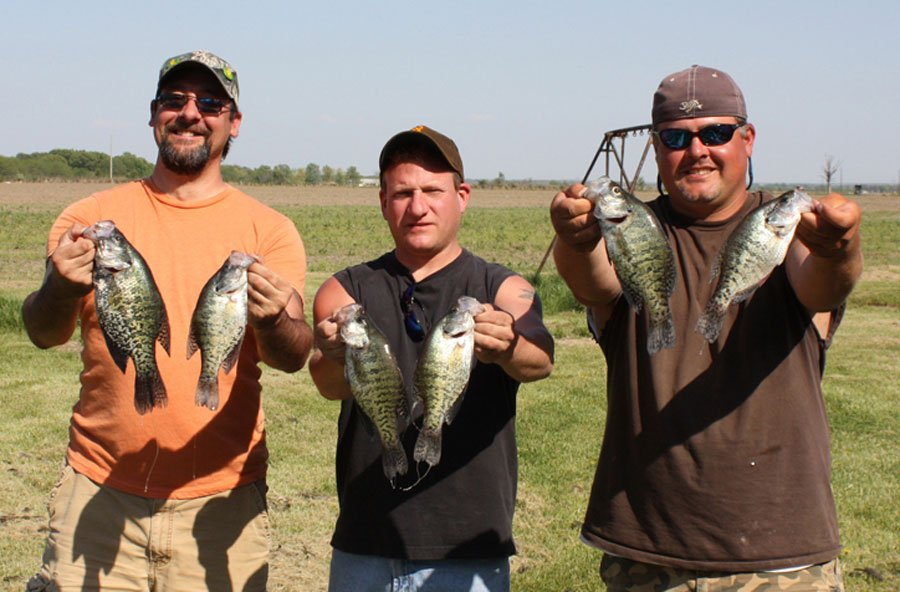 Jason with a couple of repeat Boneyard clients Dan Stefanich and Kurt Kowalczyk